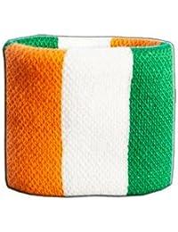 Digni® Poignet éponge avec drapeau Côte d'Ivoire
