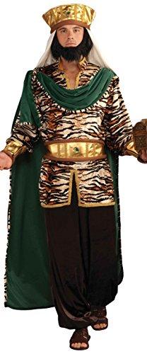 Biblical Emerald Wiseman Costume Adult - Wiseman Kostüm
