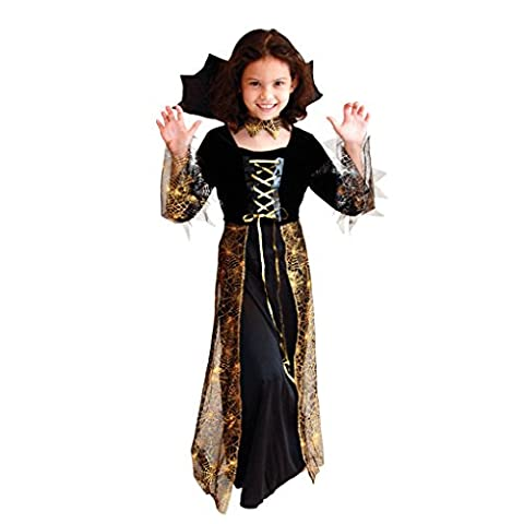 Masterein Girl Kids Witch Cosplay Costumes Enfants Sorceress Role play Easter Christmas Dress