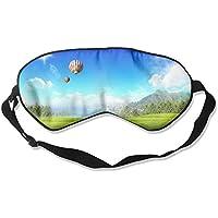 Sleep Eye Mask Hot Air Balloon Lightweight Soft Blindfold Adjustable Head Strap Eyeshade Travel Eyepatch E8 preisvergleich bei billige-tabletten.eu