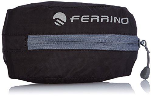 Ferrino X-Track Zusatztasche für Rucksack, Schwarz