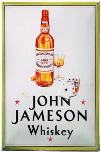 schild-alu-artdeco-john-jameson-whiskey-110x80mm