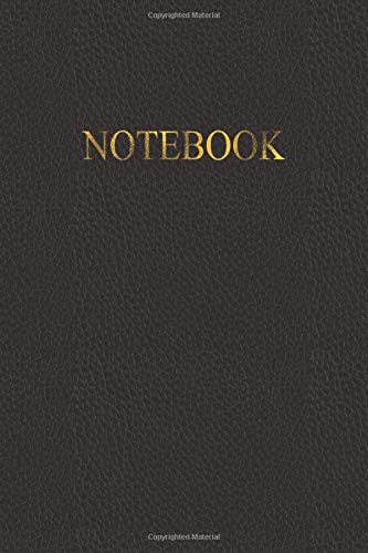 Notebook: Dot Journal - 120 Pages Numbered - Dotted Paper - A5 Size (6x9) - Date area - Classic...