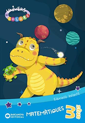 Univers de Colors 3 anys Matemàtiques. Carpeta de l'alumne (Innova)