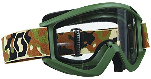 Scott Sports Recoil Xi Goggles with Standard AFC Lens (Camo Frame/Clear Lens) by Scott Sports