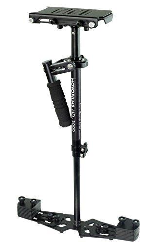 Movofilms Flycam HD-3000 Steadycam Stabilizer Stabilizzatore Hand-held + Unico Rapido Rilascio Borsa (MF-HD-3-QT)