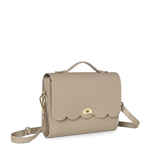 The Cambridge Satchel Company Convertible Cloud Donna Handbag Natural Natural