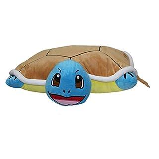 Nunubee Kreative Tier Stil Kissen Dekorative Plüschkissen Süße Puppe Dekokissen Baumwolle Zierkissen Kinder Lieblingsspielzeug, Schildkröte
