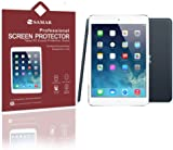 """SAMAR® - Supreme Quality New Apple iPad PRO 9.7"""" (2016) / Air 1 (2013) / iPad Air 2 (2014) Tablet Crystal Clear Screen Protectors (3 in Pack) - Includes Microfiber Cleaning Cloth"""