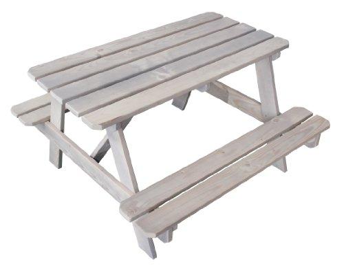 New Plast Nouveau SB1325 – Table en bois Sandy