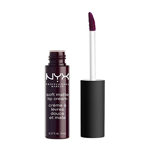 NYX Soft Mat lip Cream  Transylvania