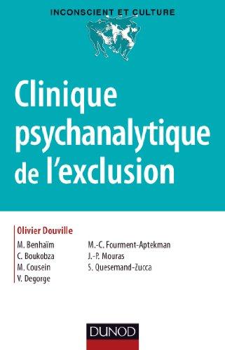 Clinique psychanalytique de l'exclusion