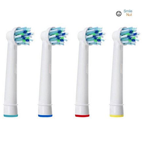 Testine di ricambio Smile per spazzolino elettrico per Braun Oral...