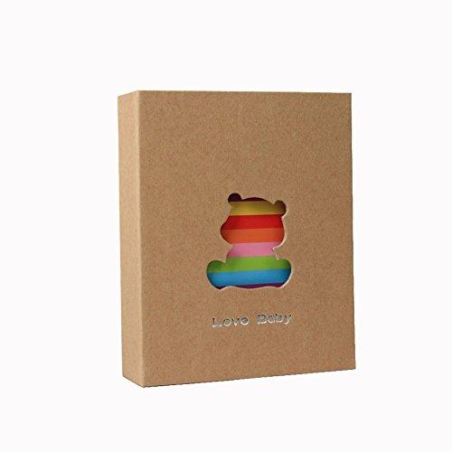 hkyiyo 200Taschen Sofortbildkamera Album Buch für Fuji Instax Wide 210, breit 300Filme Kamera