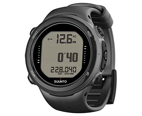 Suunto - D4I Novo, color black