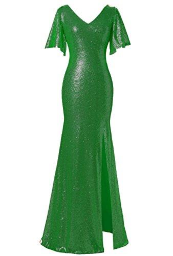 JYDress - Robe - Trapèze - Femme green