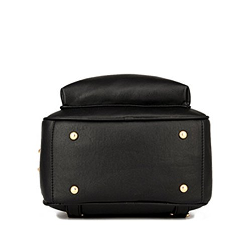 FOLLOWUS zaino borsa, Black (nero) - G72241 Beige
