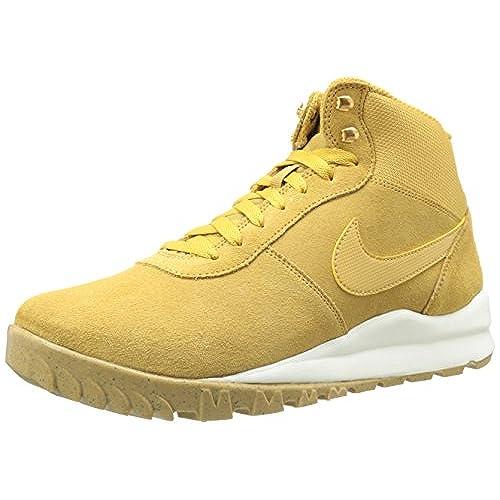 Nike WMNS Hoodland Suede, Chaussures de Sport Femme, Beige
