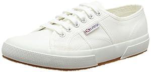 Superga 2750 COTU CLASSIC, Unisex-Erwachsene Sneaker, Weiß, 37 EU