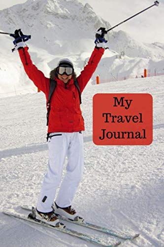 My Travel Journal: Kids vacation journal with prompts to write about vacation planning and record vacation memories. Great gift for a kid going skiing. Build your own vacation keepsake book. por Jan Teacher