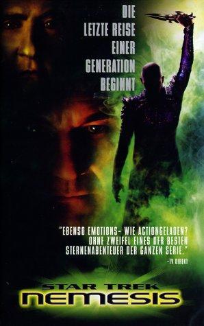 Star Trek 10 - Nemesis [VHS]