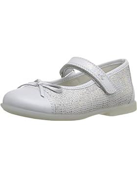 Pablosky - zapatilla niña napamax nacar blanco 084505