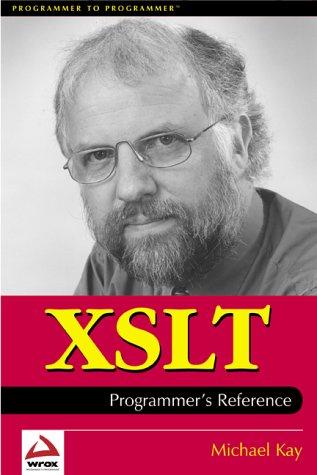 XSLT. Programmer's Reference