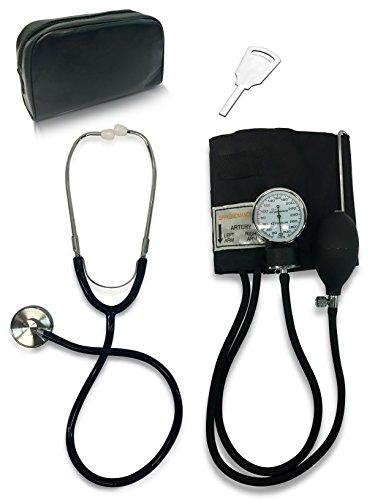 Primacare Classic Blutdruck-Messgerät mit D-Ring, für - Erwachsene Blutdruckmanschette