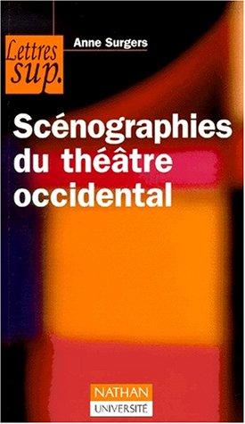Scénographie du théâtre occidental