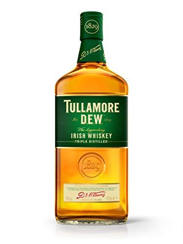 Tullamore D.E.W. The Legendary Irish Whiskey Tullamore Dew