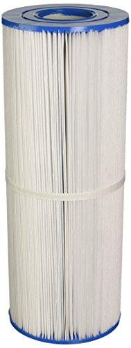 Unicel Ersatzfilterkartusche für 50 Quadratfuß Rainbow 1 Pack weiß -