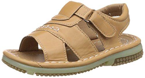 Action Shoes Unisex Beige Fashion Sandals - 10 kids UK/India (28 EU)(99210)