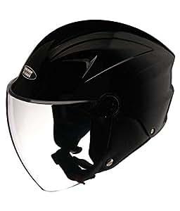 STUDDS DudeUnisex Adult Helmet, Large (Black)