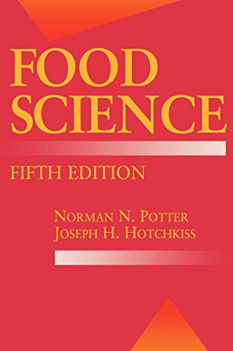 PDF Food Science Fifth Edition Text Series Full Books By Norman N Potter