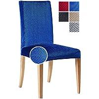 Inroy Stretch Stuhl Abdeckung Spandex Schonbezüge Universal Stuhl Protector  Hochzeit Party Esszimmer Dekor (1