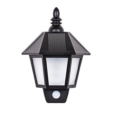 ProGreen Waterproof Outdoor Sensor Wall Light, Led Sensor Lights for Garden/Yard/Shed/Patio/Dark Road - inexpensive UK light shop.