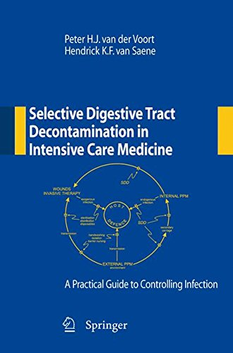 Selective digestive tract decontamination in intensive care medicine: a practical guide to controlling infection por Peter H. Van der Voort