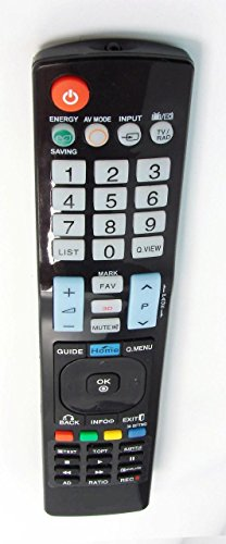 Mando a distancia universal para TV LG Smart 3D