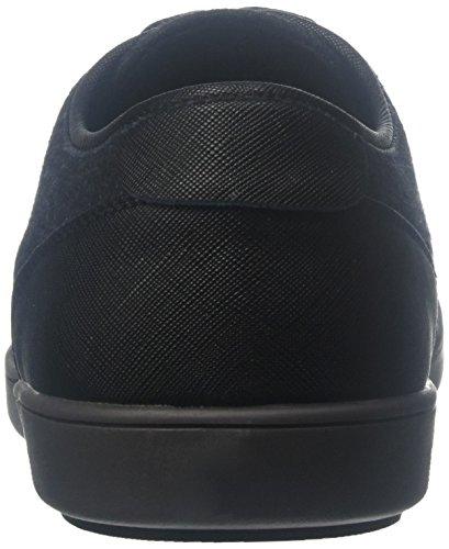 Steve Madden Mens Fasto Sneaker Black Fabric