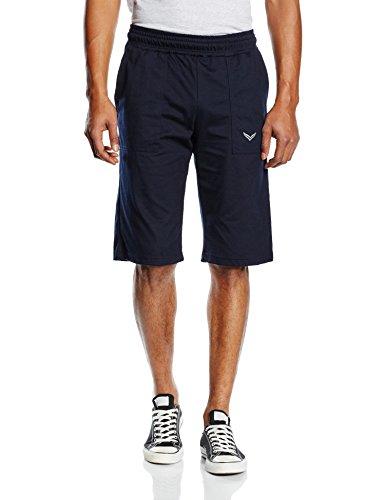Trigema Herren Shorts Blau (navy 046)