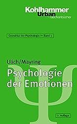 Grundriss der Psychologie: Psychologie der Emotionen (Urban-Taschenbücher)