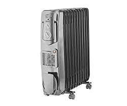 Usha OFR 3211F 2400-Watt Oil Filled Radiator Heater