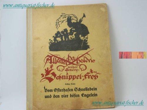 llebein und den vier bösen Engelein (Bilder und Verse Georg Plischke) -