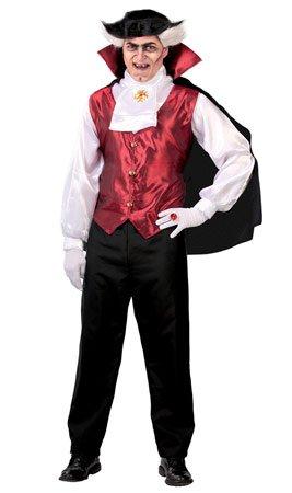 Kostüm von Drácula Erwachsene (Dracula Erwachsene Kostüm)