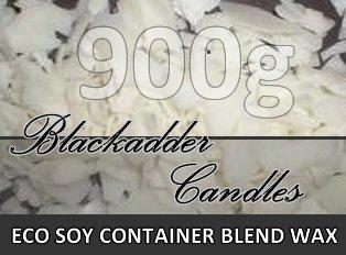 De copos de cera de soja EcoSoy 900 G