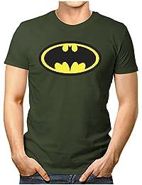 PRILANO Herren Fun T-Shirt - BATMAN - Small bis 5XL - NEU