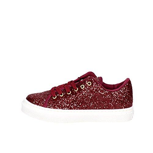 Guess FL3 GEN FAM12 Sneakers Damen Bordeauxrot
