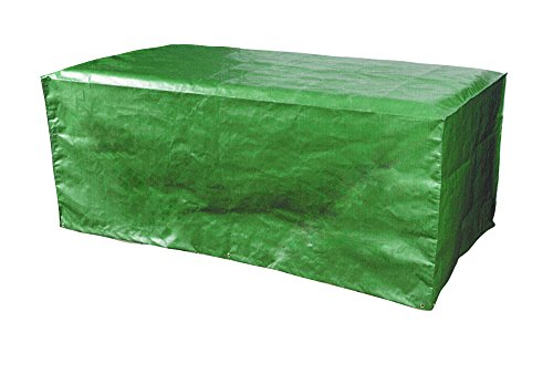 Bosmere Products Ltd P355 Protection d'écran Plus 6 Table rectangulaire réversible pour siège – Vert/Noir