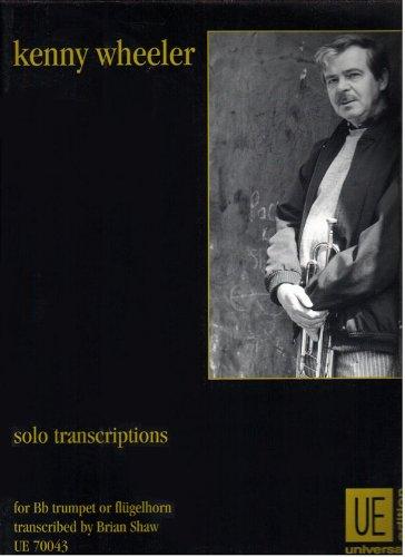 Kenny Wheeler Solo Transcriptions