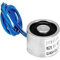 5,6lbs DC 12V Haltendes Electromagnet Lift Magnet